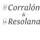 logo el corralon y la resolana